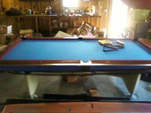 Brunswick Pool Table - $500 (Addison)