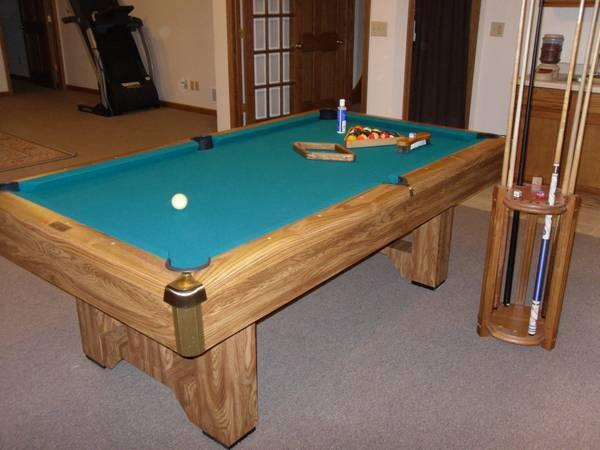 Brunswick Pool Table Ft Slate Moving For Sale In East Troy - How to move a slate pool table