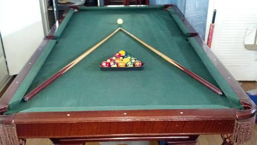 Pool Table For Sale In Alabama Classifieds Buy And Sell In Alabama - Pool table movers birmingham al