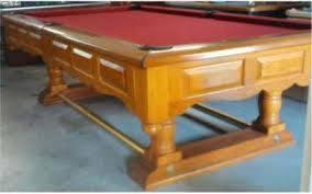 BRUNSWICK PRESTIGE POOL TABLE