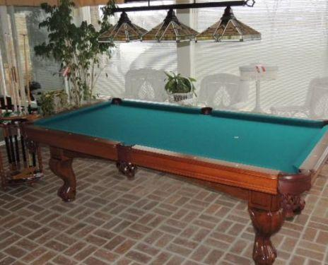 Pool Table Brunswick Dunham Classifieds Buy Sell Pool Table - Brunswick dunham pool table