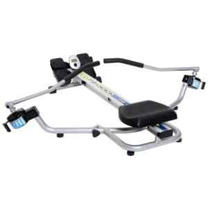 BRW 2000 BODY ROWING MACHINE -- True rowing action -