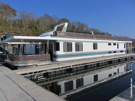 Used Cars Richmond Ky >> Bubba's Boats Luxury Houseboat for Sale in Acorn, Kentucky ...