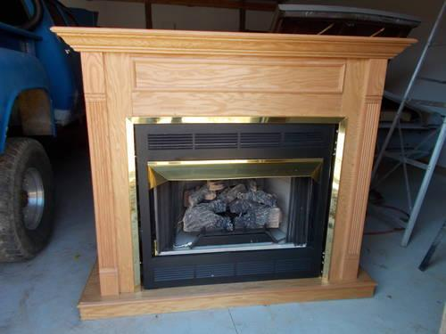 Buck Wood Burning Stove Fireplace Insert