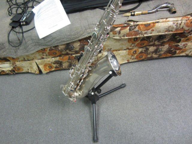Buescher Aristocrat Tenor Sax with lots of extras