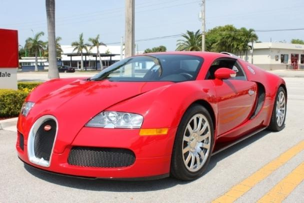 bugatti veyron 1 299 900 for sale in fort lauderdale. Black Bedroom Furniture Sets. Home Design Ideas