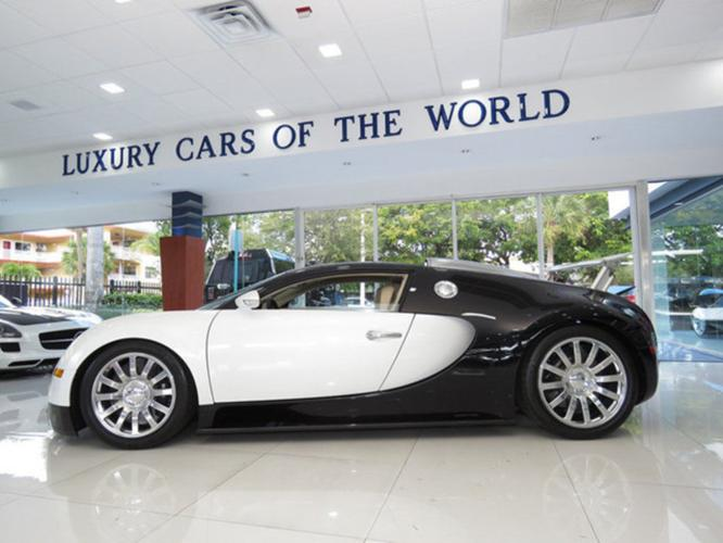 bugatti veyron price on request for sale in fort lauderdale florida classifi. Black Bedroom Furniture Sets. Home Design Ideas