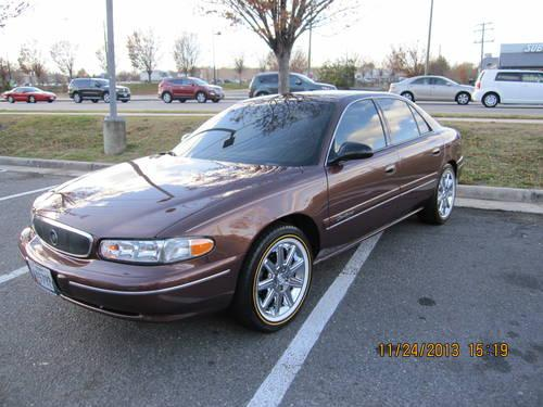 Buick Century New Paint Hid Chrome Wheels Vogues