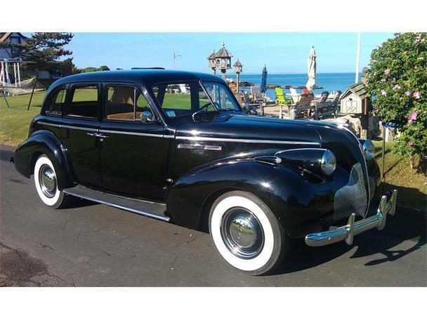 Buick special 1939 1939 buick special classic car in for Classic motor cars of ellington