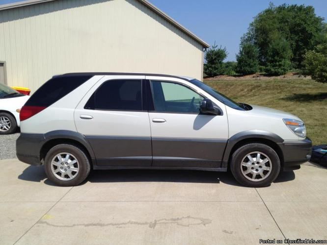 buick rendezvous for sale in coon hunter pennsylvania classified. Cars Review. Best American Auto & Cars Review