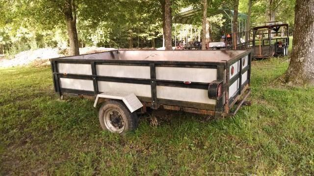 bumper pull trailer for sale in chiwapa mississippi classified. Black Bedroom Furniture Sets. Home Design Ideas