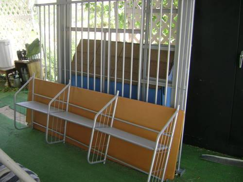 Bunk Bed with Desk and Play Area underneath