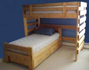 Bunk Beds And Loft Beds Made By Local Craftsmen Surrounding Areas