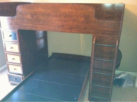 Bunk beds like new - $450 (Clarksville tn)