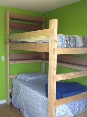 Bunk Beds Tv Ceiling Fan Twin Bed Pillows Cheap For Sale In