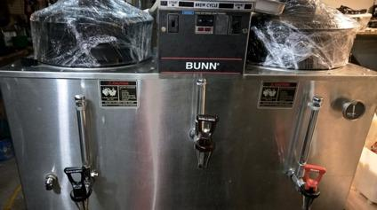Bunn U-3 Commercial Coffee Brewing Station