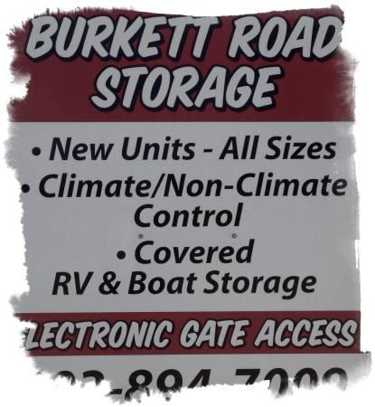 Burkette road storage facility