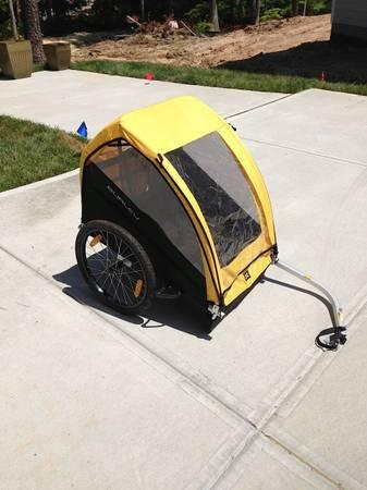 Burley Bee Child Bike Trailer - $140