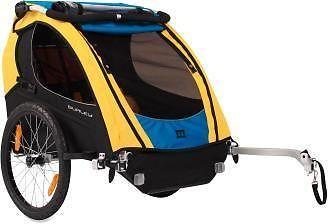 Burley Encore Bicycle Trailer and Jogging Kit Attachment
