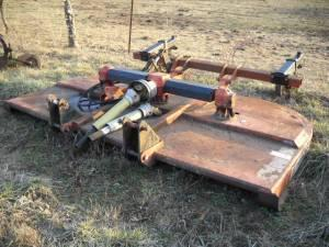 Bush Hog 3126 10 Mower Palmyra Mo For Sale In Quincy