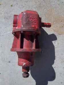 Bush Hog Gearbox Hahira For Sale In Valdosta Georgia