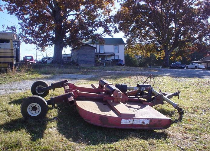 Bush Hog Model # 3126 10 Foot - $4500 (Greene)