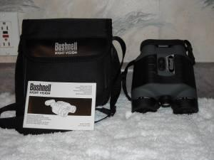 BUSHNELL NIGHT VISION - $350 (Tullahoma, Tn)