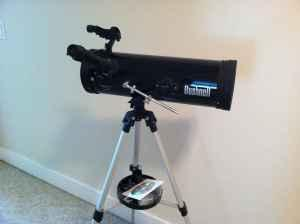 Bushnell Telescope - $60 Eugene