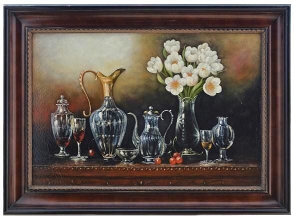 Butler's Pantry - Oil Still Life