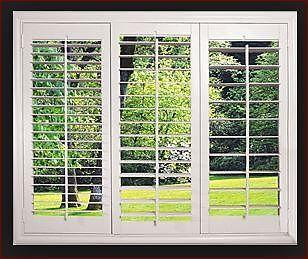 From The Factory 19 Sq Ft Plantation Shutters 2