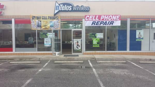 Iphone Screen Repair Williamsburg Va