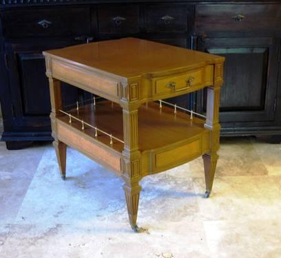 weiman corner table for sale in Florida Classifieds & Buy and Sell in  Florida - Americanlisted. Weiman Antique Furniture ... - Weiman Antique Furniture Antique Furniture
