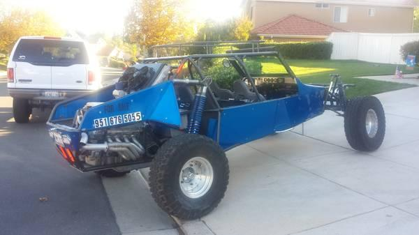 Ca street legal dune buggy sand rail for sale in temecula california