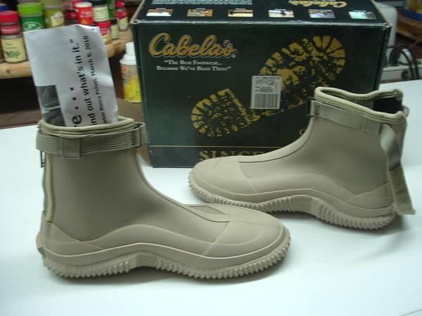 Cabela S Flats Wading Boots Nib Size 11 13 For Sale In