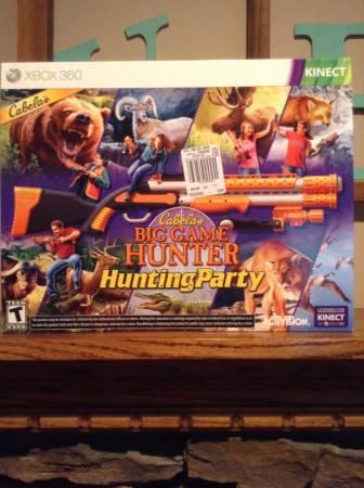 Cabelas Big Game Hunter Hunting Party - $15