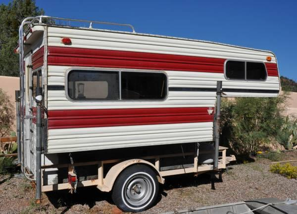 Cabover Camper For Sale In Sedona Arizona Classified