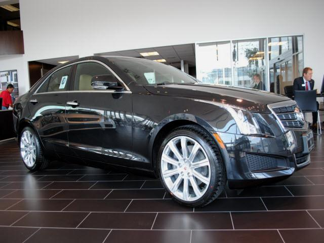 cadillac ats 2 5l luxury 4dr sedan 2013 for sale in houston texas classified. Black Bedroom Furniture Sets. Home Design Ideas