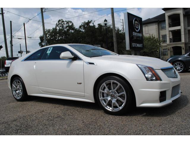 cadillac cts v base 2dr coupe 2013 for sale in houston texas classified. Black Bedroom Furniture Sets. Home Design Ideas