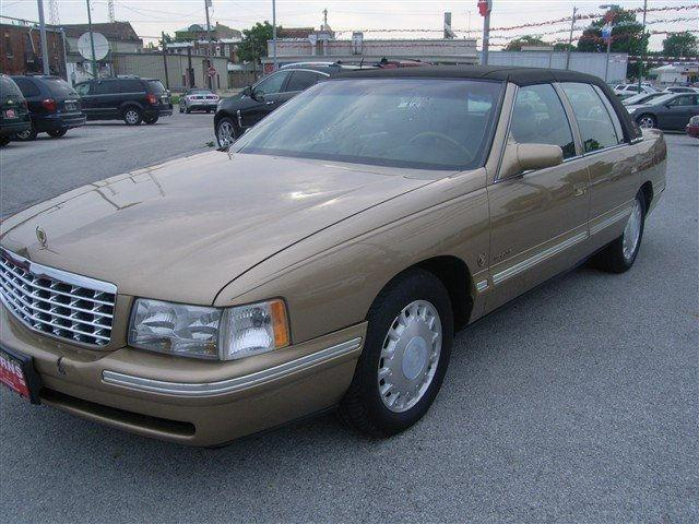cadillac deville 1999 1999 cadillac deville car for sale in celina oh 442. Cars Review. Best American Auto & Cars Review