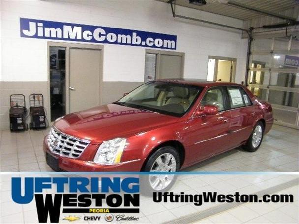 Cadillac Dts 2011 2011 Cadillac Dts Car For Sale In