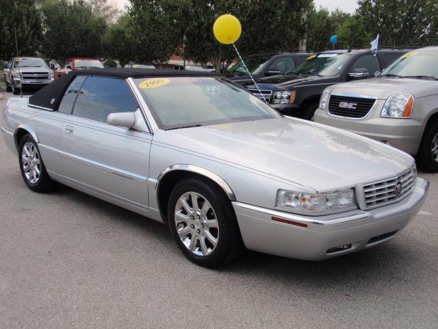 1999 Cadillac Eldorado Car For