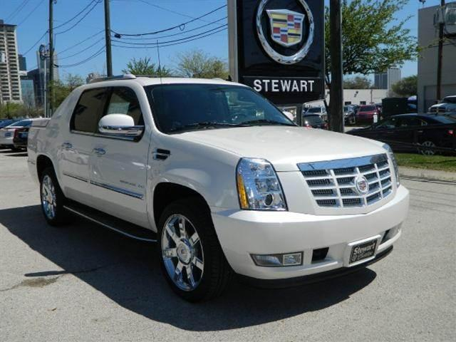 cadillac escalade ext 2013 for sale in houston texas classified. Black Bedroom Furniture Sets. Home Design Ideas