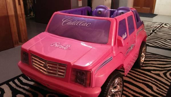 Cadillac Escalade Power Wheels - $200