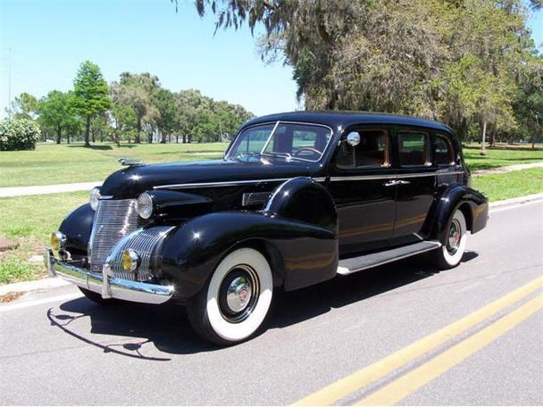 Cadillac Series 75 1939 | 1939 Cadillac Series 75 Classic