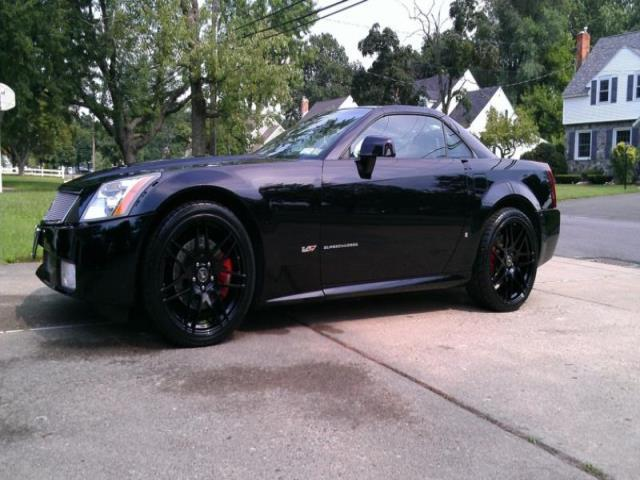 Cadillac Xlr V Convertible 2 Door For Sale In New York