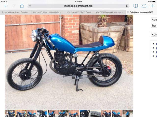 Cafe Racer Classifieds