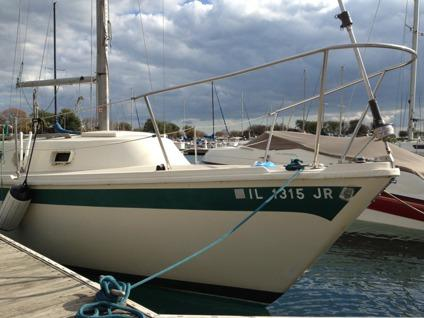 Cal 2 27 Sailboat For Sale In Chicago Illinois Classified