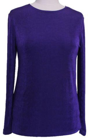 Calison Jewel Neck Long Sleeve Missy Plus Size Women