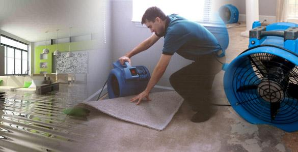 Call us for Water Damage Restoration Services  -