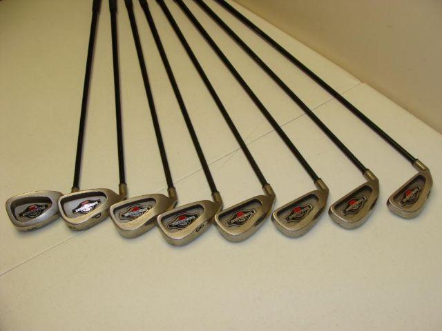 Callaway Golf Clubs Left Handed RCH 96 Series Iron Set